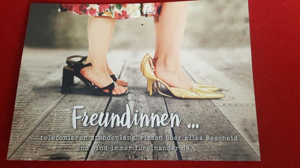 Freundinnen.....